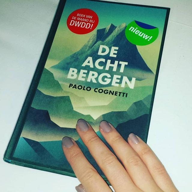 Boekrecensie: De acht bergen – Paolo Cognetti