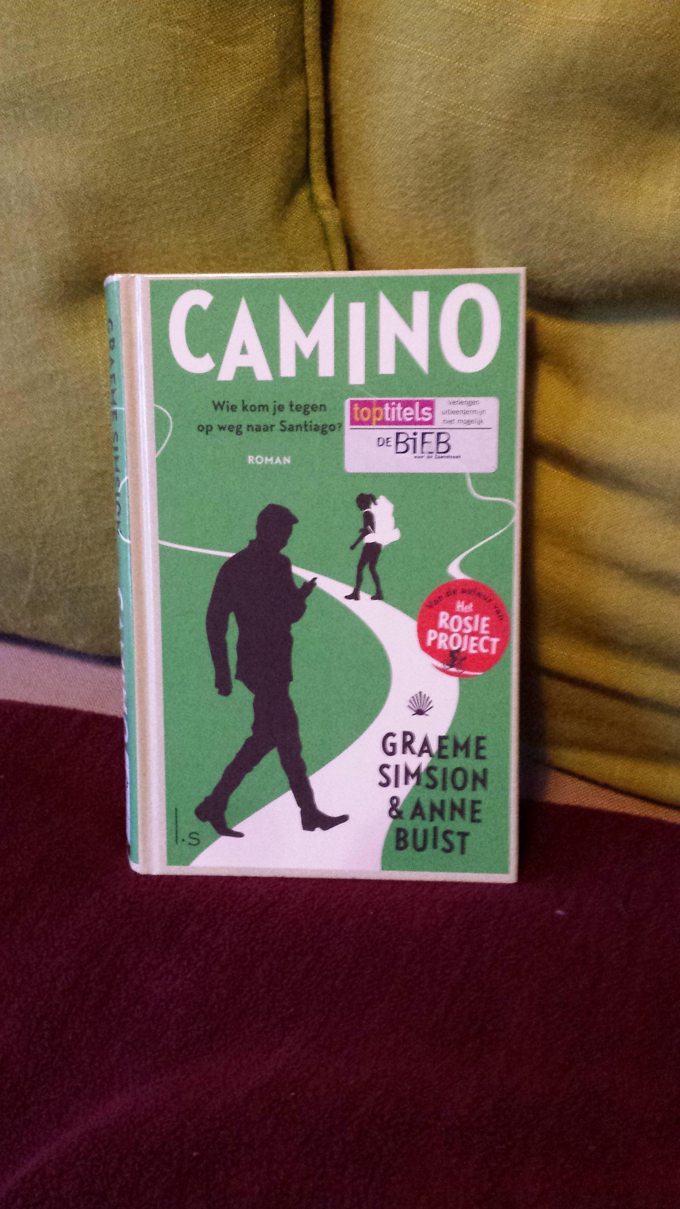 Boekrecensie: Camino – Graeme Simsion + Anne Buist