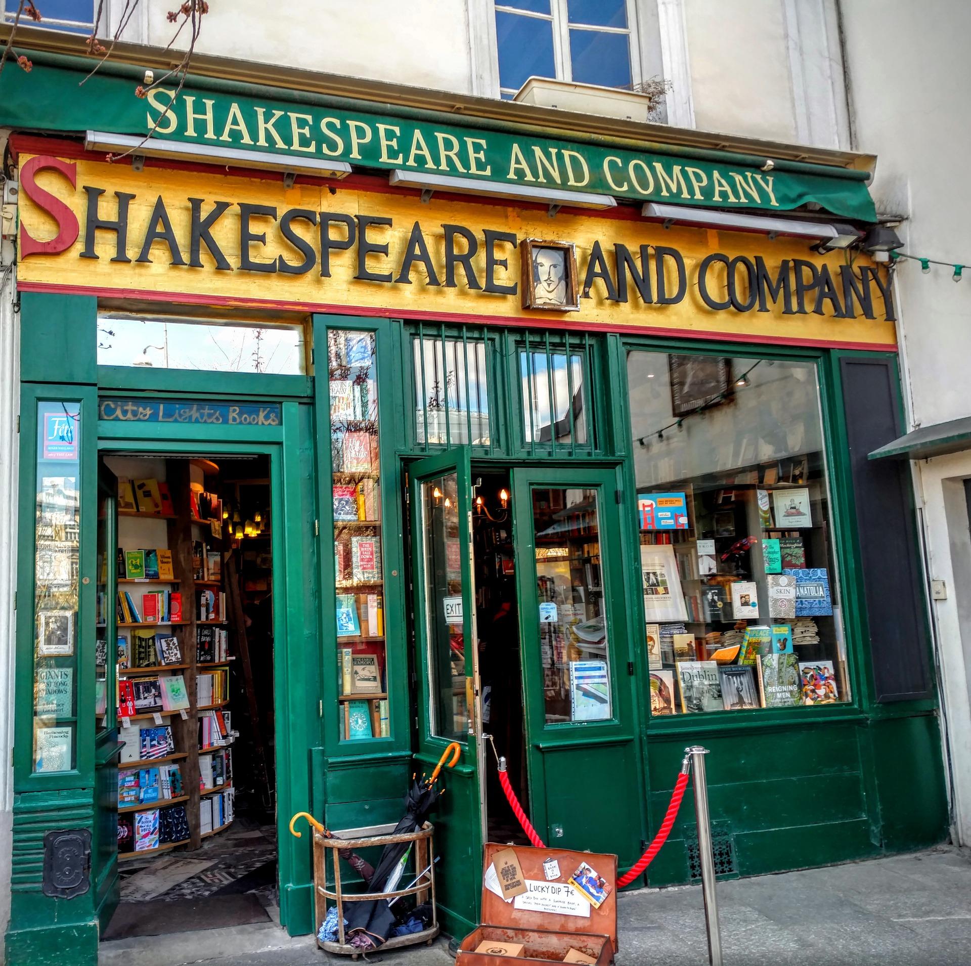5 leuke plekken om als boekenliefhebber naartoe te gaan
