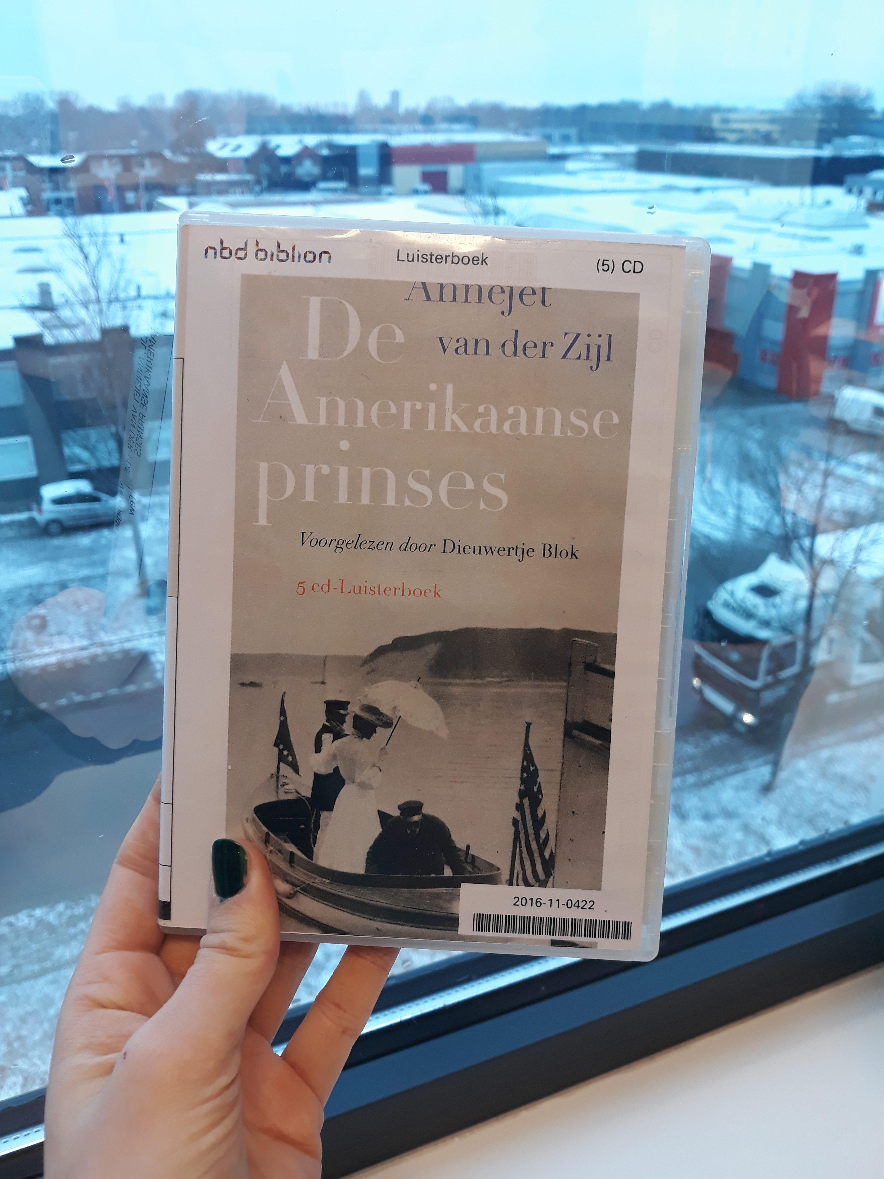 Boekrecensie: De Amerikaanse prinses – Annejet van der Zijl