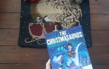 Boekrecensie: The Christmasaurus – Tom Fletcher