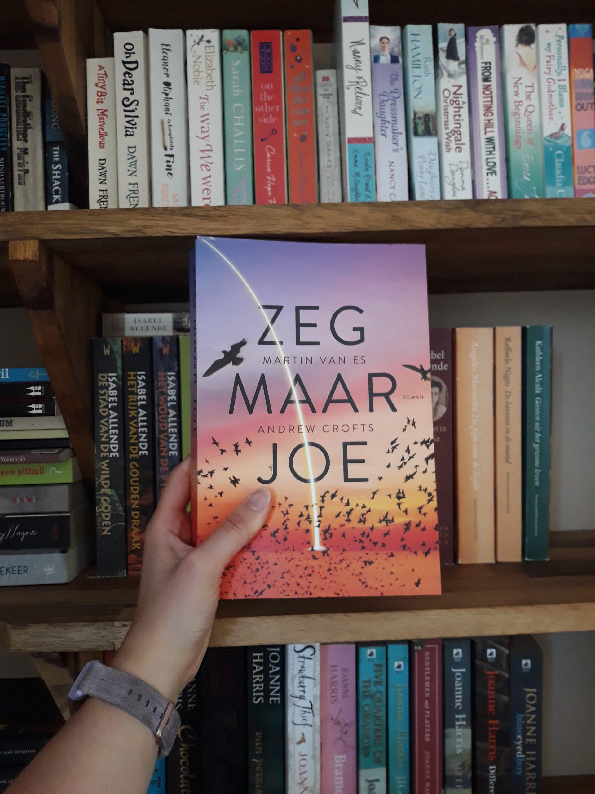 HebbanBuzz #3: Zeg maar Joe – Martin van Es & Andrew Crofts