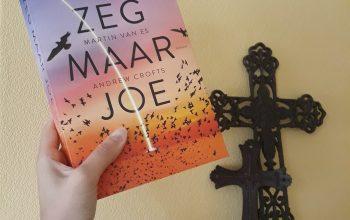 Boekrecensie: Zeg maar Joe – Martin van Es & Andrew Crofts