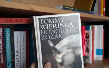 Boekrecensie: Honorair Kozak – Tommy Wieringa