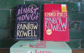 Waarom ik de boeken van Rainbow Rowell zo leuk vind