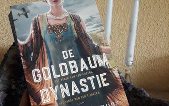 Boekrecensie: De Goldbaum dynastie – Natasha Solomons