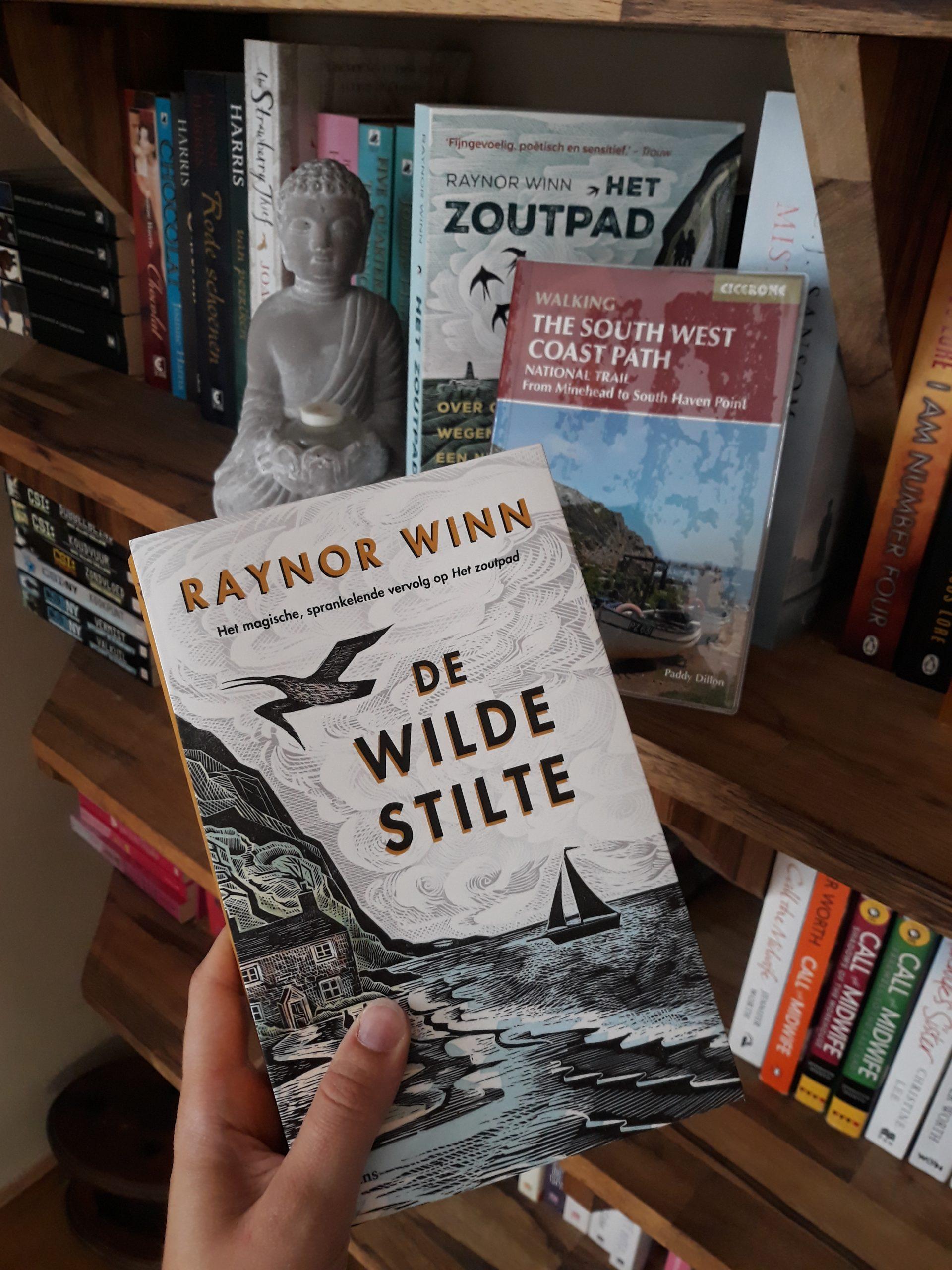 Boekrecensie: De wilde stilte – Raynor Winn