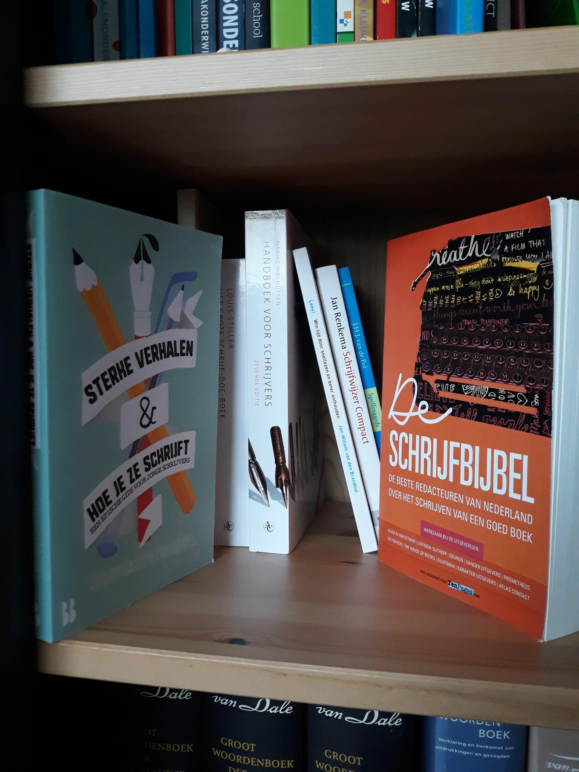 De magische hulp van schrijfboeken