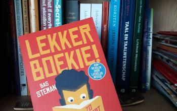 Weg met het vak 'begrijpend lezen' en lees literatuur! (boekrecensie: Lekker boekie! – Bas Steman)