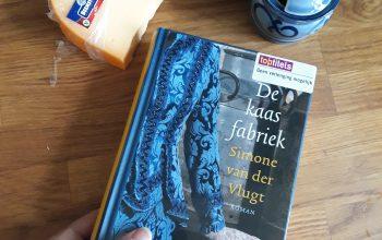 Boekrecensie: De kaasfabriek – Simone van der Vlugt