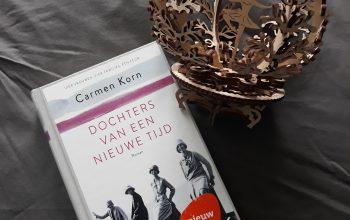 Boekrecensie: Dochters van een nieuwe tijd – Carmen Korn