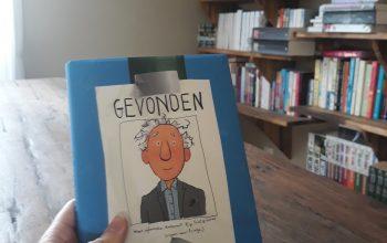 Boekrecensie: Gevonden – Cees van den Berg