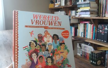 Boekrecensie: Wereldvrouwen – Katherine Halligan