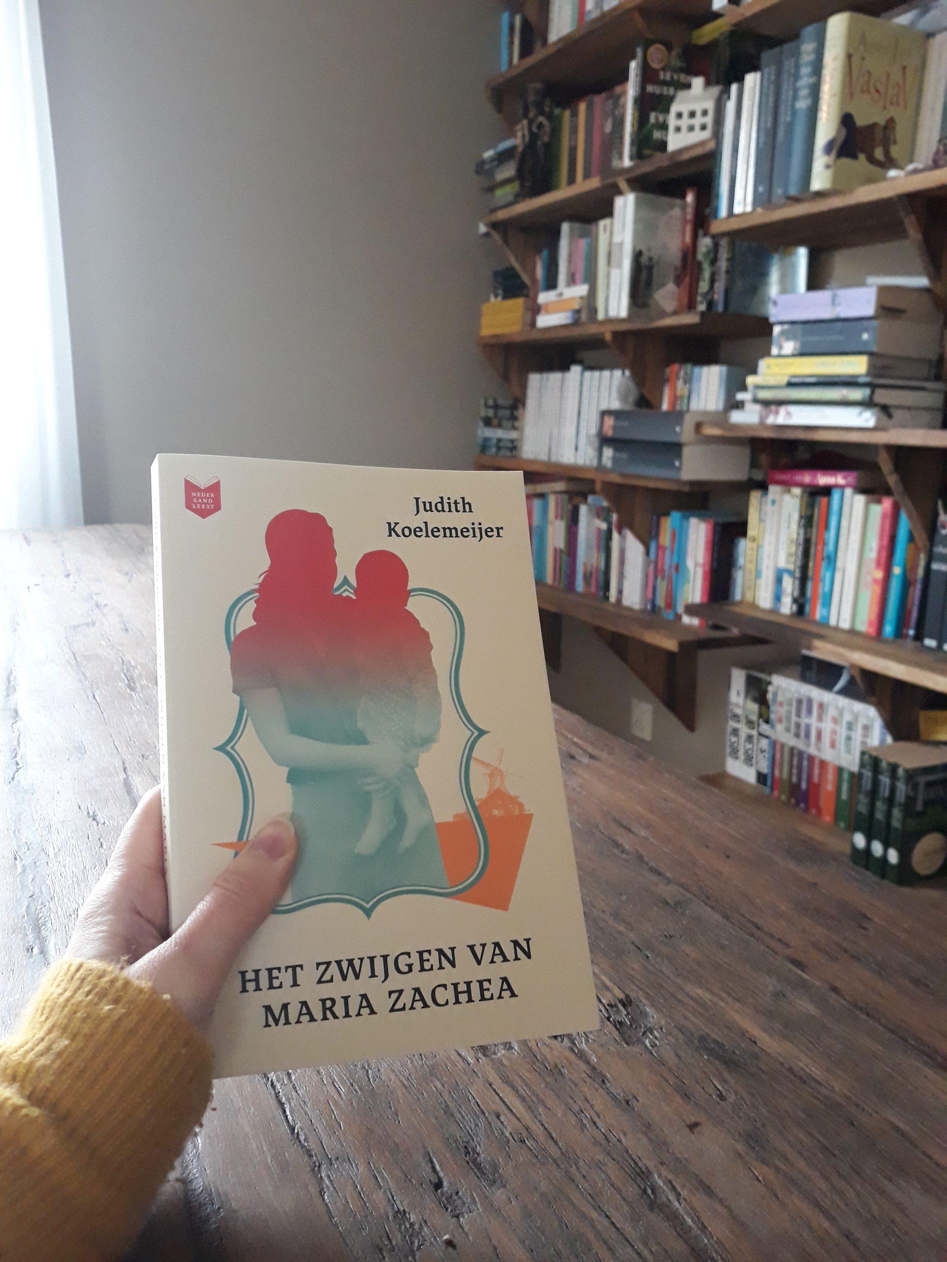 Boekrecensie: Het zwijgen van Maria Zachea – Judith Koelemeijer
