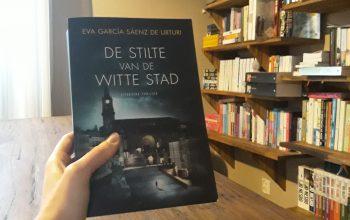 Boekrecensie: De stilte van de witte stad – Eva García Sáenz de Urturi