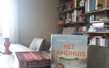 Boekrecensie: Het landhuis – Anne Jacobs