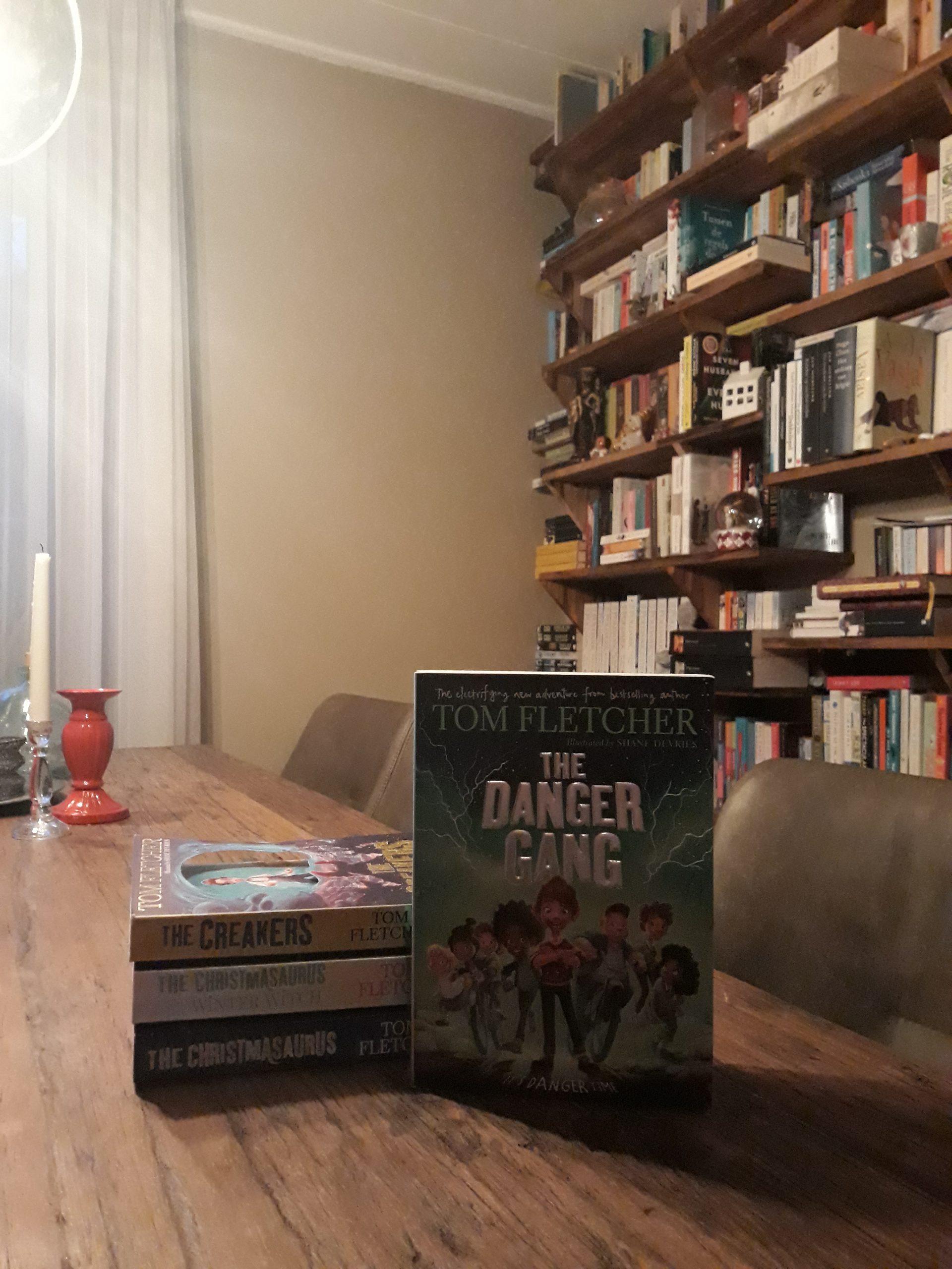 Boekrecensie: The Danger Gang – Tom Fletcher
