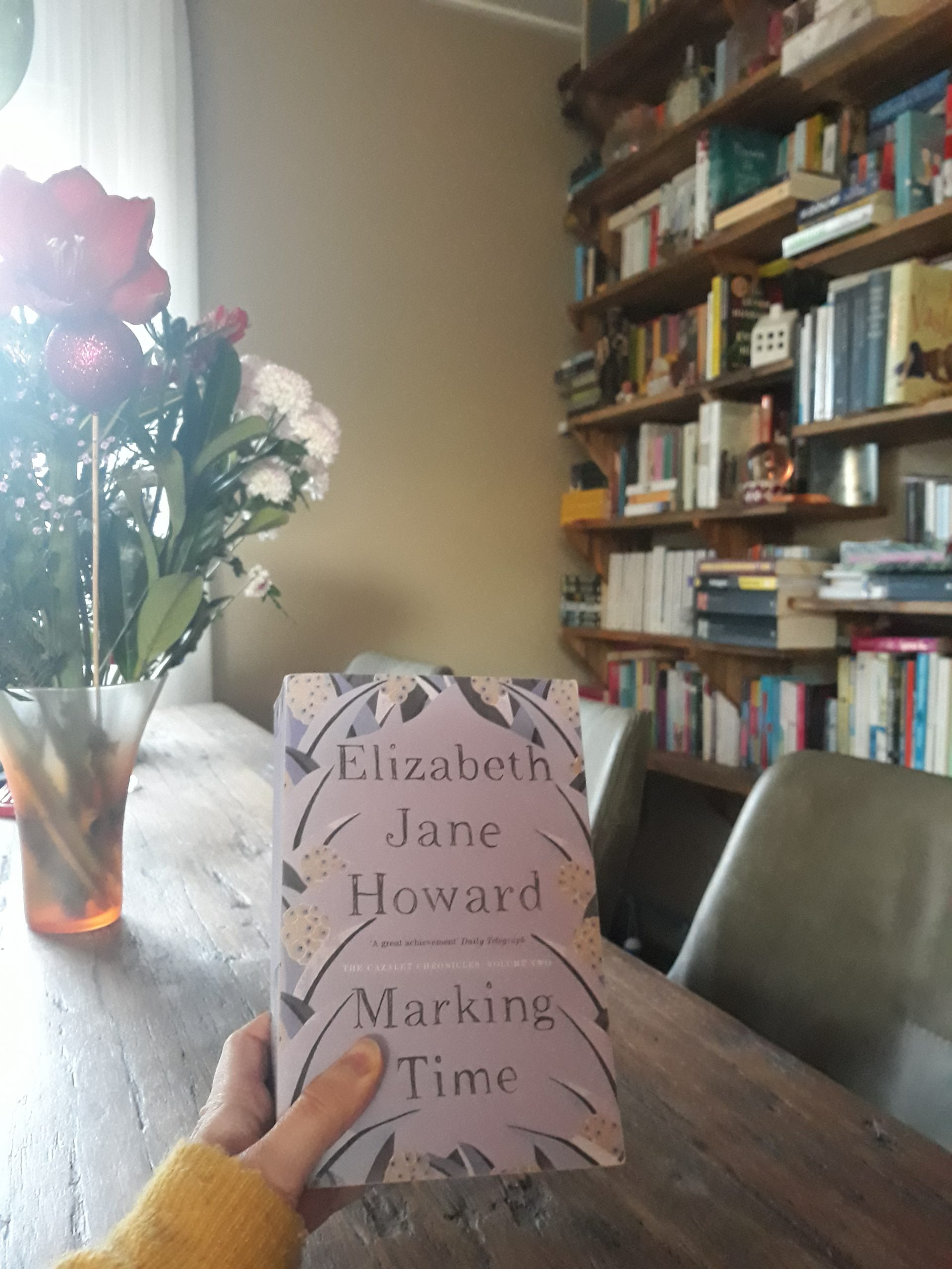 Boekrecensie: Marking Time – Elizabeth Jane Howard