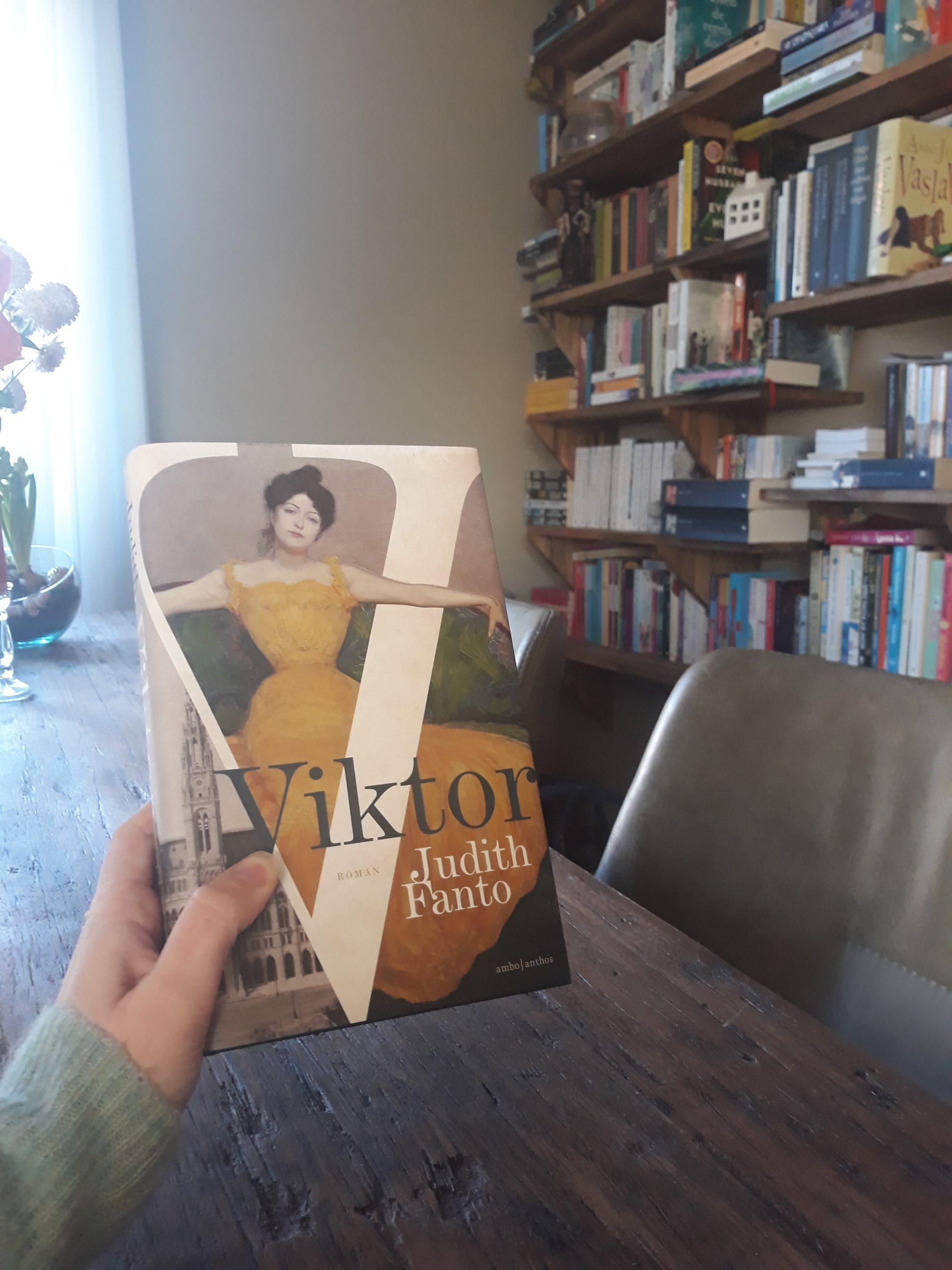 Boekrecensie: Viktor – Judith Fanto