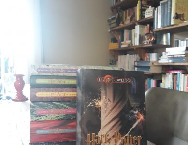 Boekrecensie: Harry Potter en de Halfbloed Prins – J.K. Rowling