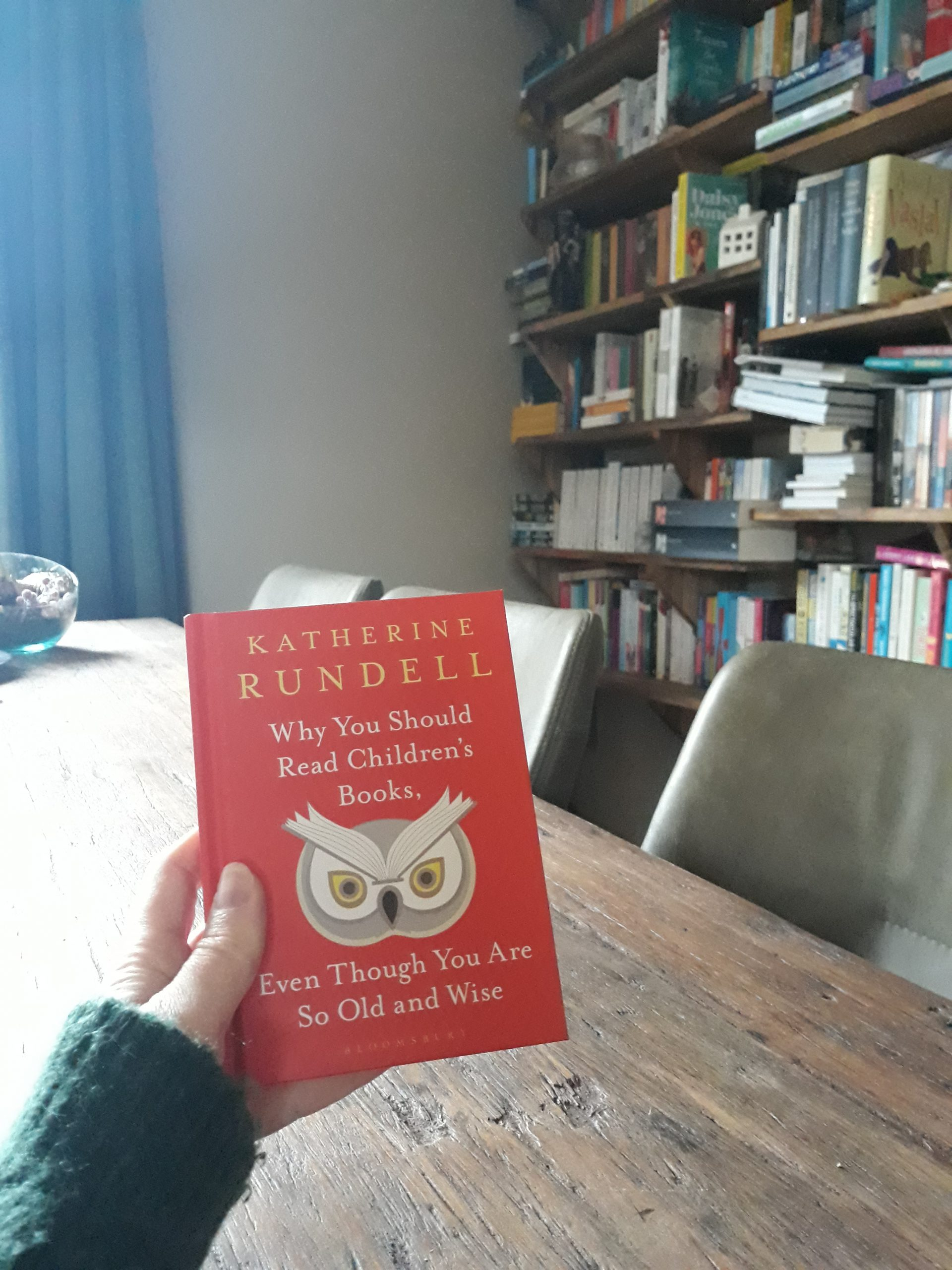 Boekrecensie: Why you should read children's books, even though you are so old and wise