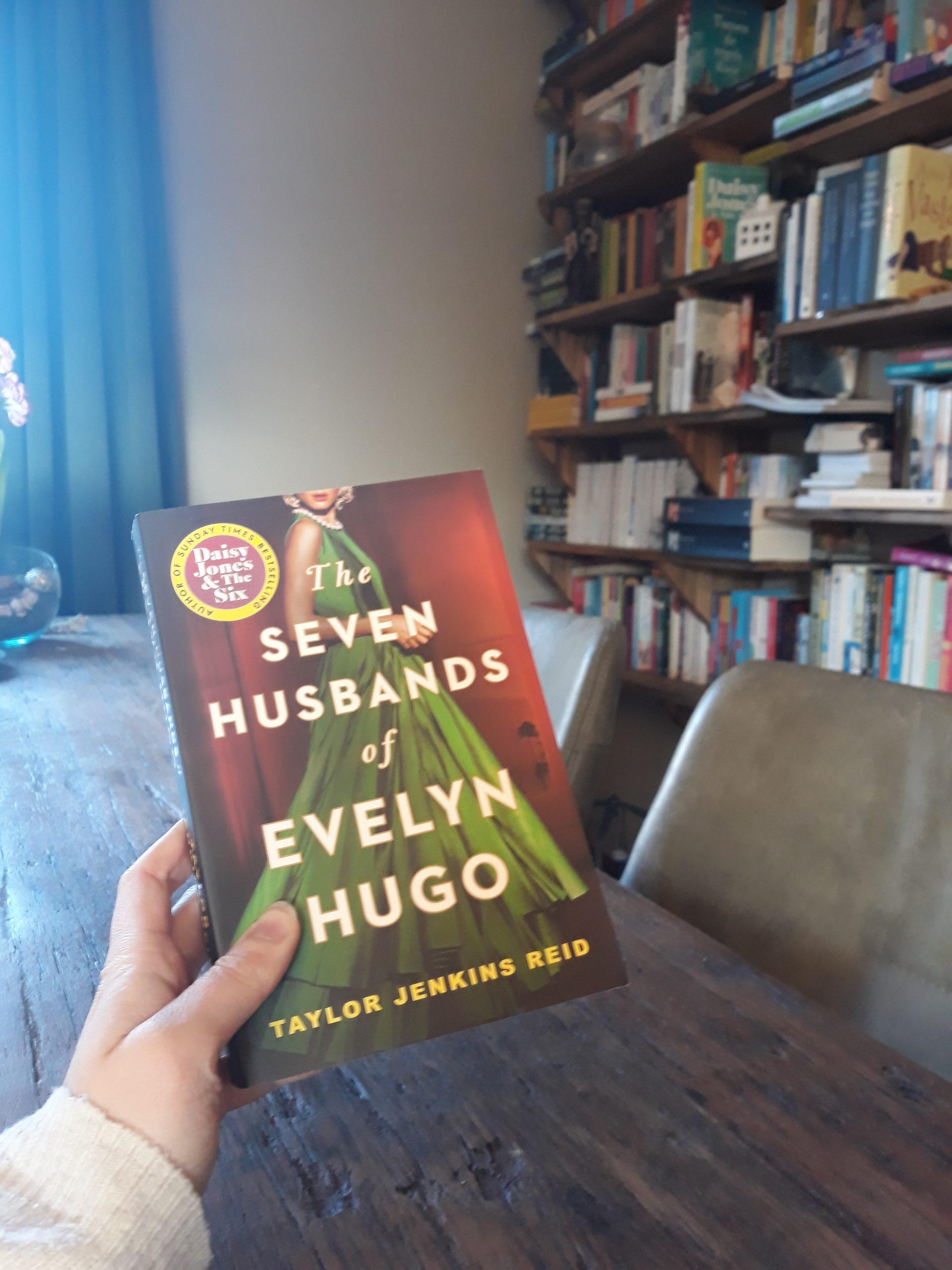 Boekrecensie: The Seven Husbands of Evelyn Hugo – Taylor Jenkins Reid