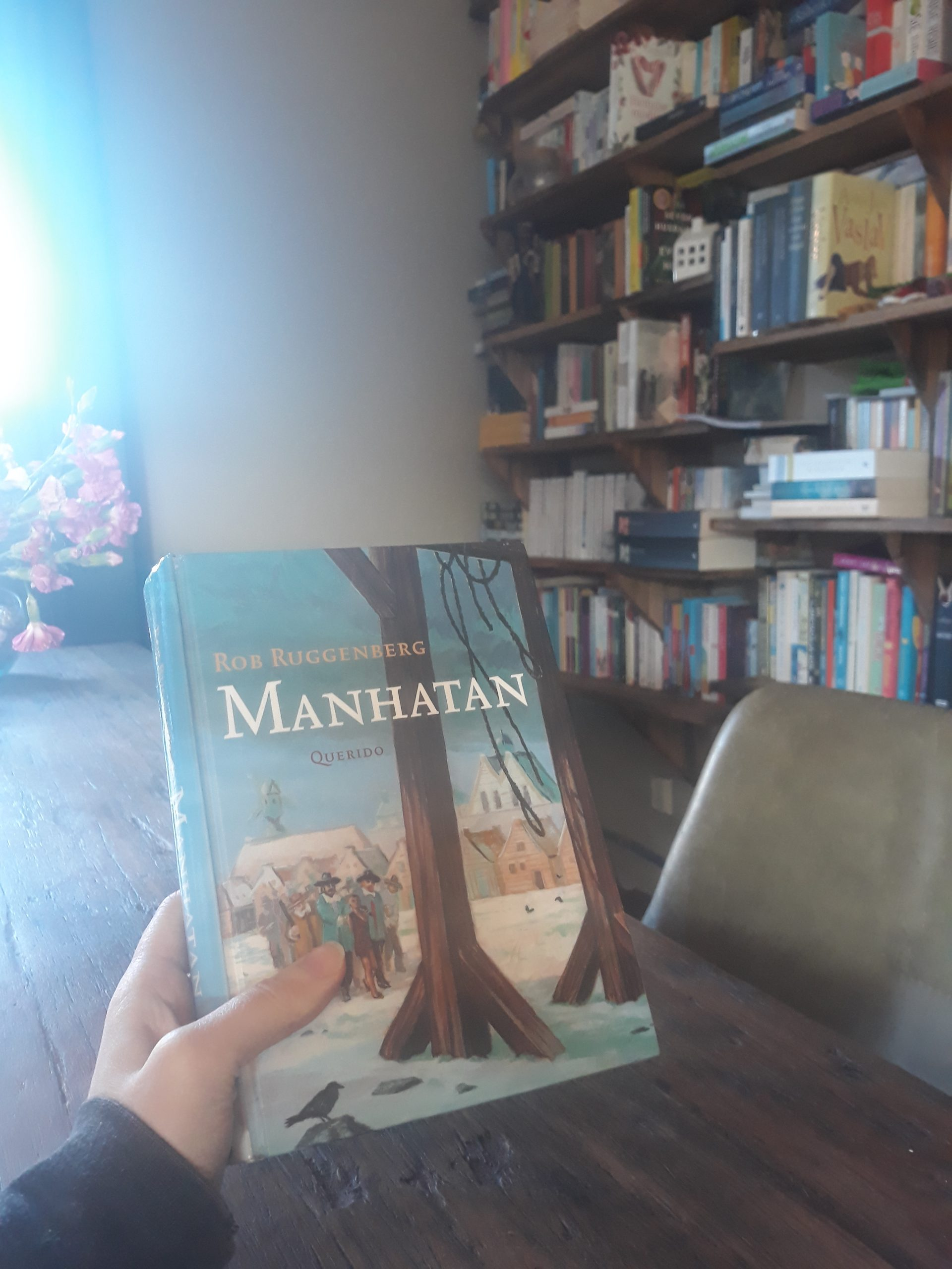 Boekrecensie: Manhatan – Rob Ruggenberg