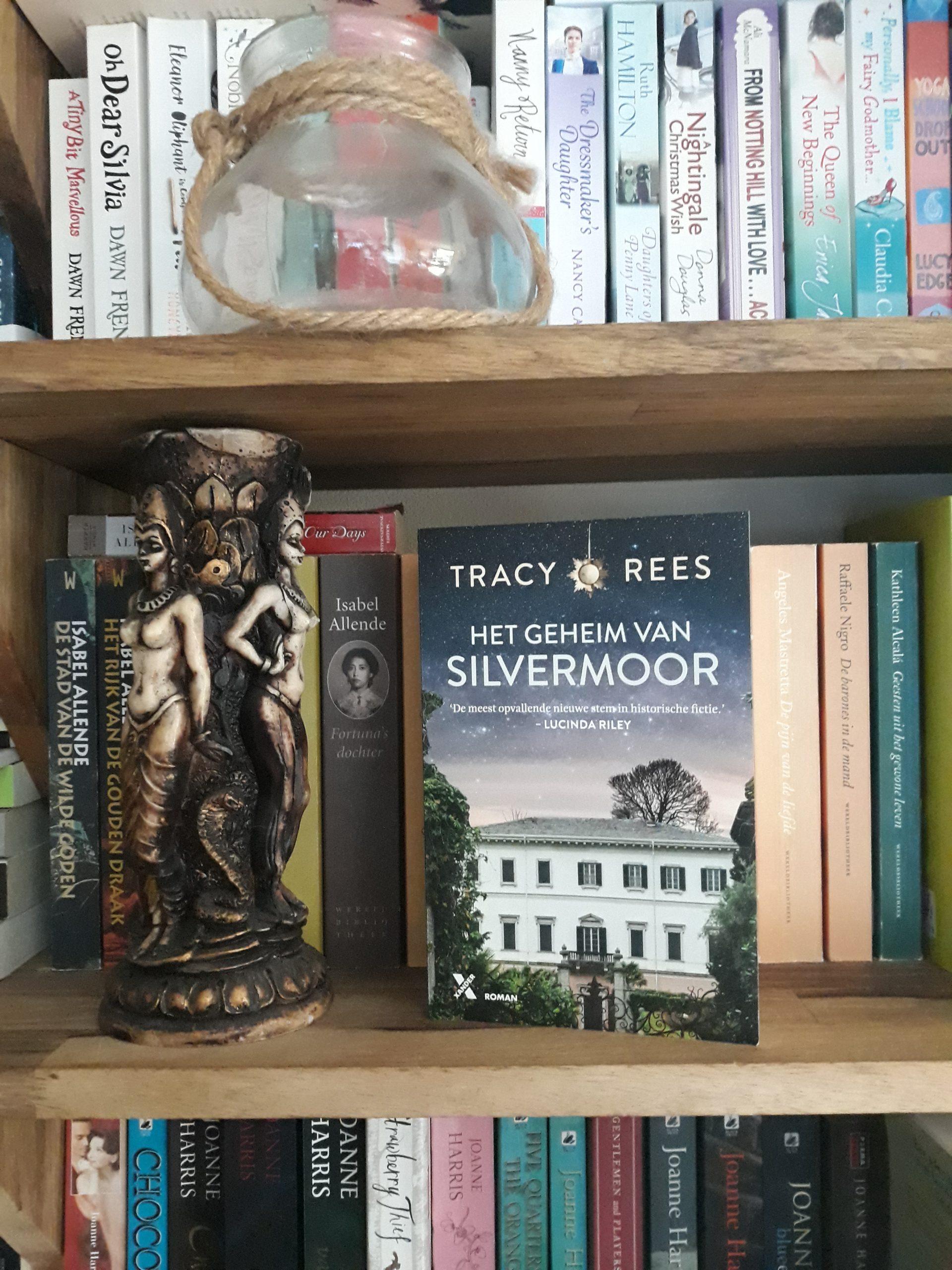 Boekrecensie: Het geheim van Silvermoor – Tracy Rees