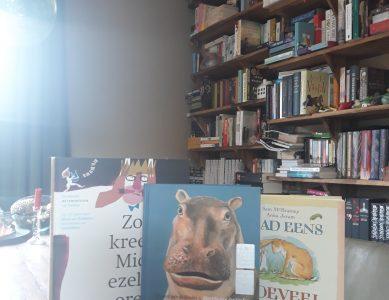 Bekeken en gelezen prentenboeken