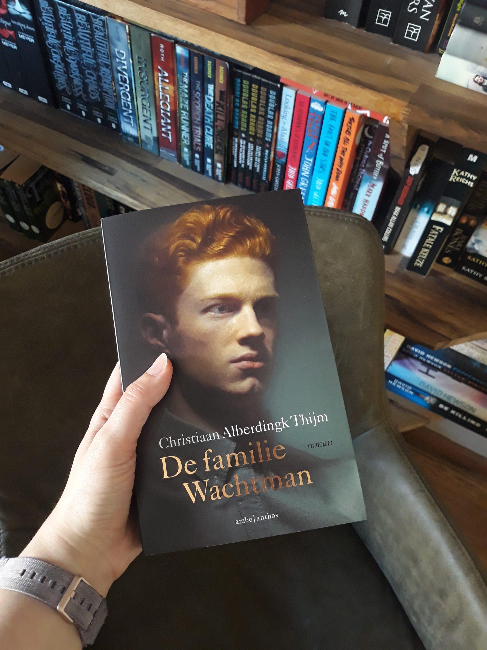 Boekrecensie: De familie Wachtman – Christiaan Alberdingk Thijm