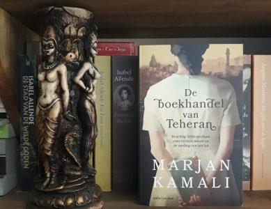 Boekrecensie: De boekhandel van Teheran – Marjan Kamali