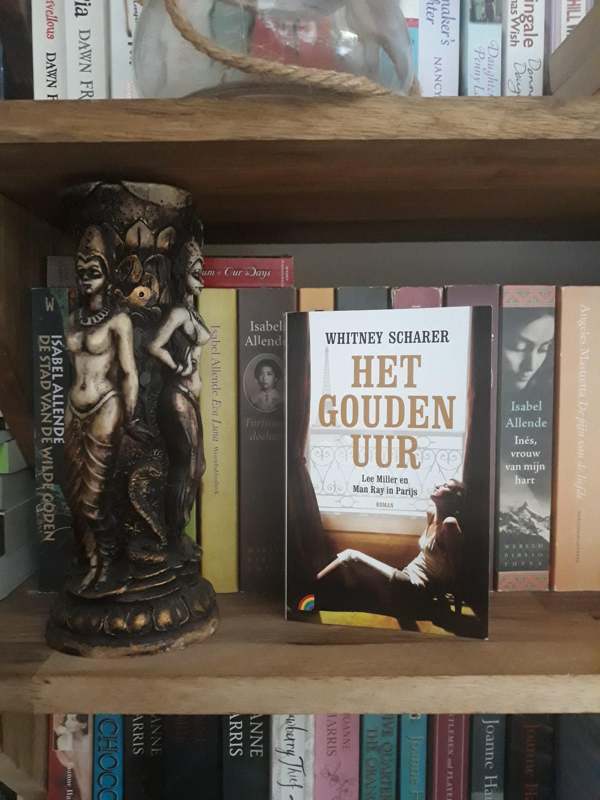 Boekrecensie: Het gouden uur – Whitney Scharer