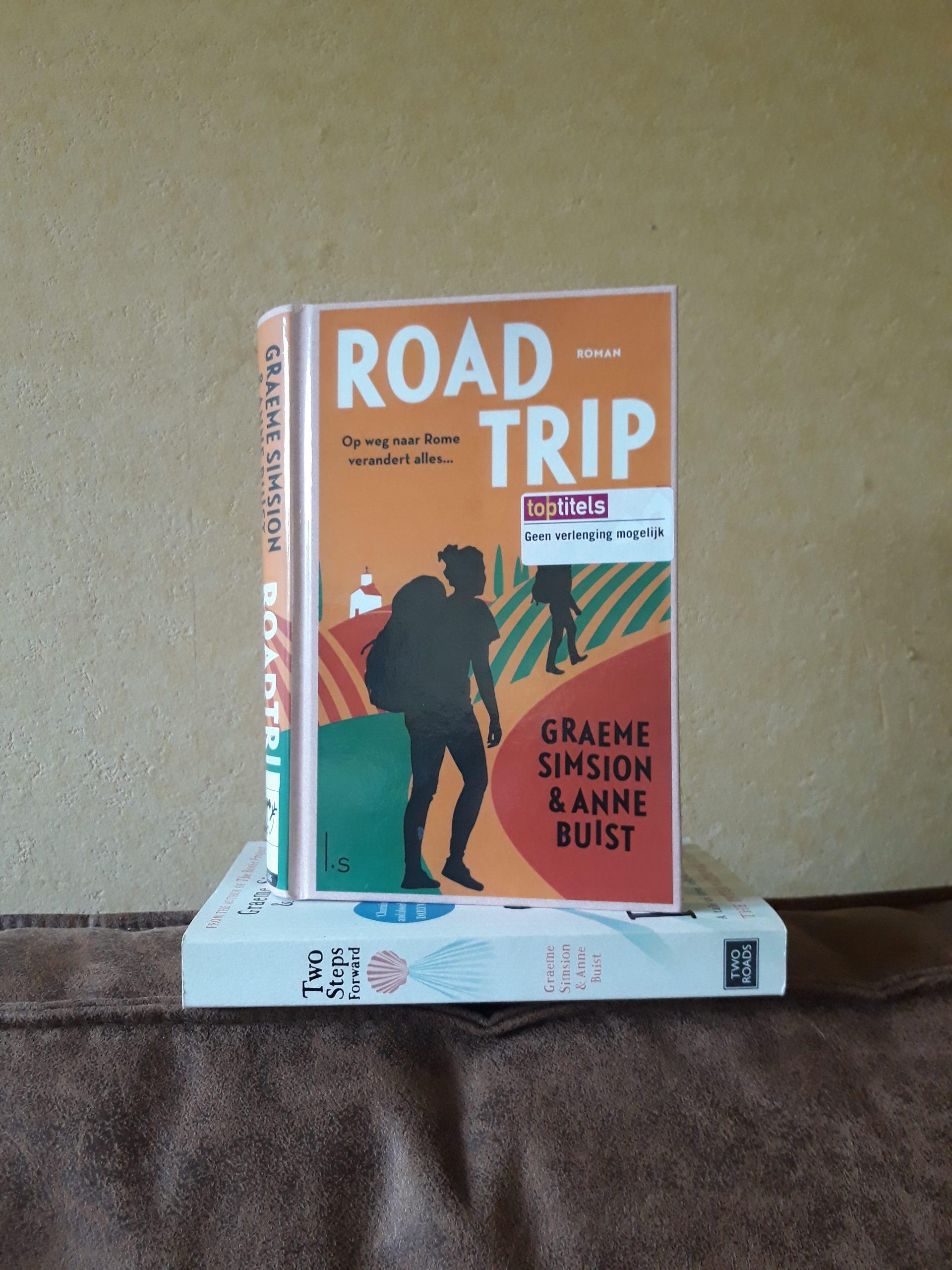 Boekrecensie: Roadtrip – Graeme Simsion & Anne Buist