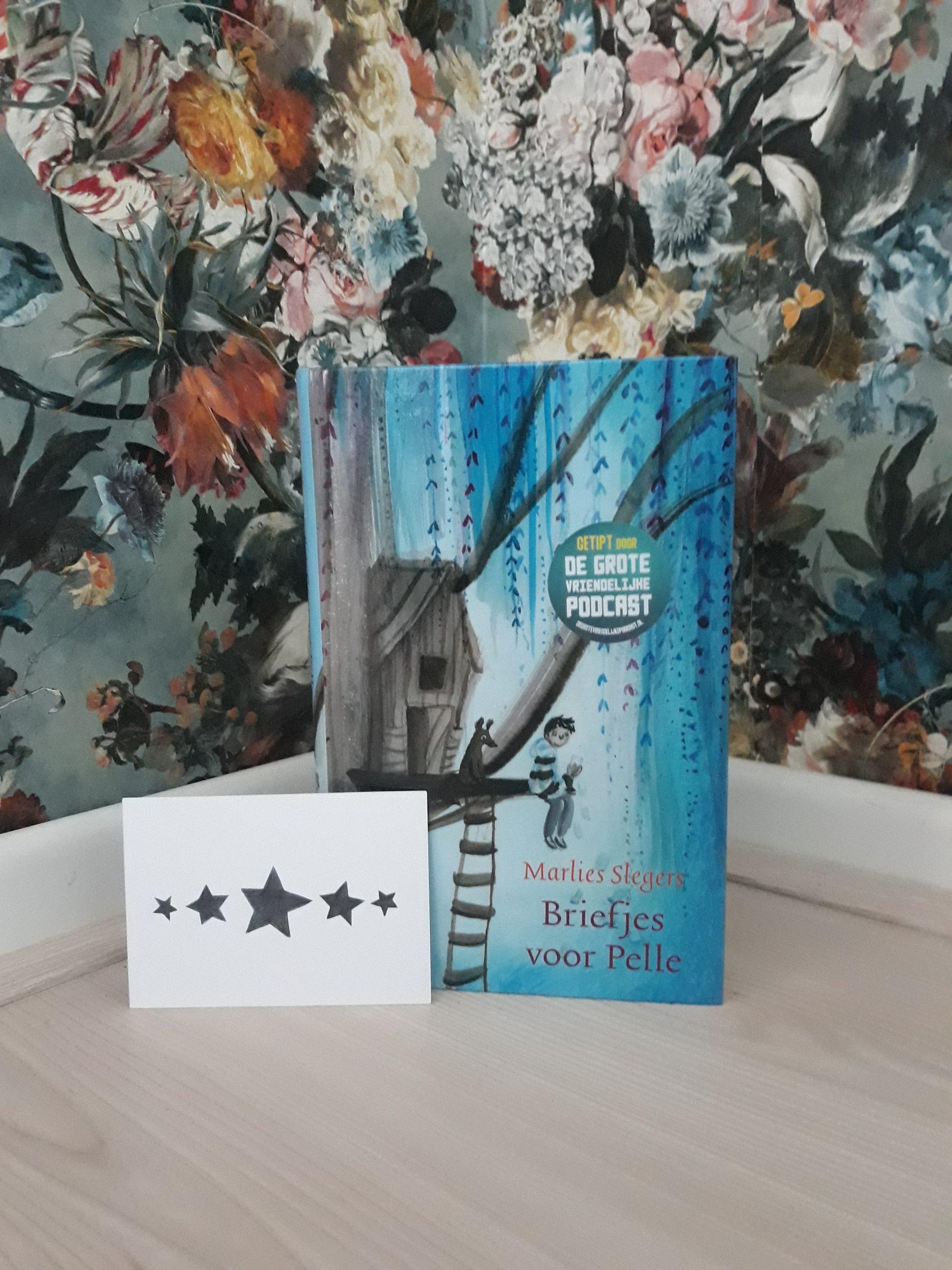 Boekrecensie: Briefjes voor Pelle – Marlies Slegers