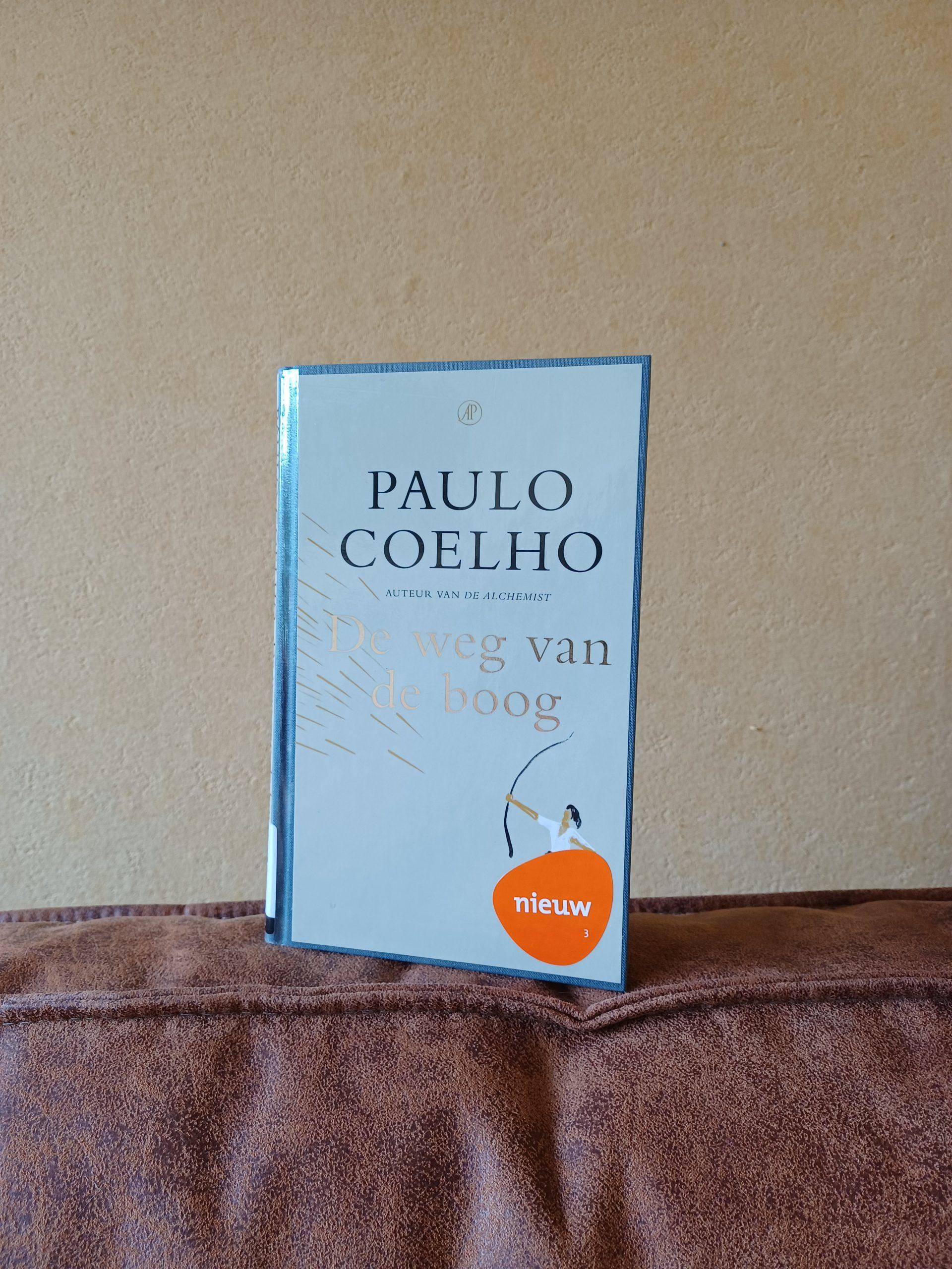 Boekrecensie: De weg van de boog – Paulo Coelho
