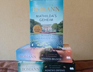 Boekrecensie: Mathilda's geheim – Corina Bomann