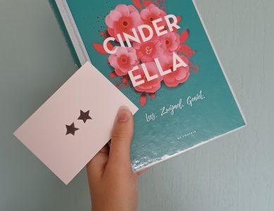 Boekrecensie: Cinder & Ella – Kelly Oram