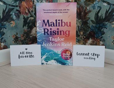 Boekrecensie: Malibu Rising – Taylor Jenkins Reid