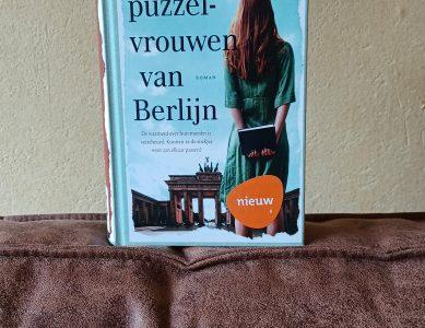 Boekrecensie: De puzzelvrouwen van Berlijn – Anna Ellory